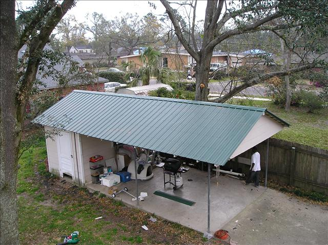 Awesome ... Roofing Pensacola Metal Roofing
